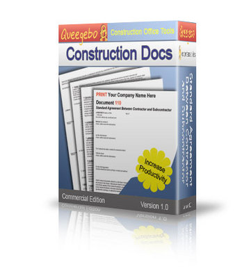 Product picture Construction Contracts and Forms
